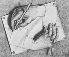 escher-hands